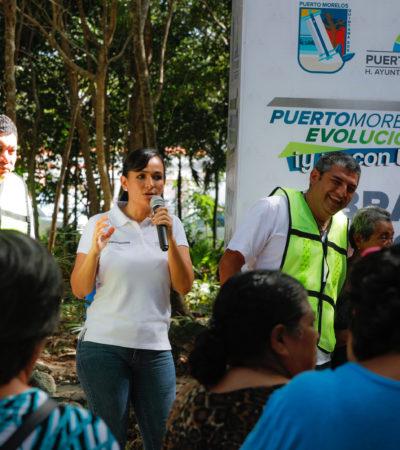 Con 24 mdp de inversión, ponen en marcha construcción del parque ecológico Punta Corcho en Puerto Morelos
