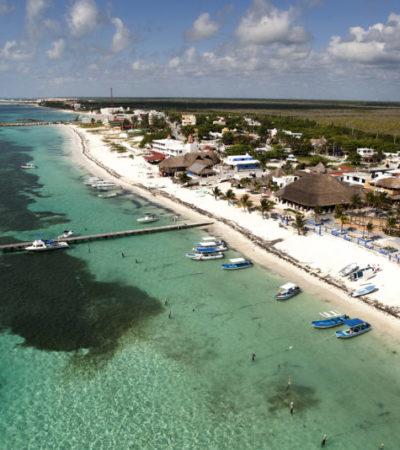 Inicia proceso de certificación de la ventana al mar como playa 'Blue Flag' en Puerto Morelos
