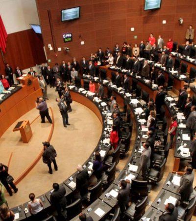 CONSUMAN ALBAZO EN EL SENADO: Tras maratónica sesión, aprueban con 71 votos a favor y 34 en contra la polémica Ley de Seguridad Interior