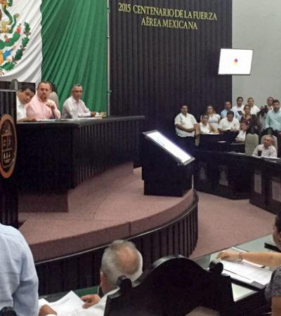 ABROGA CONGRESO LA 'LEY BORGE': Avalan diputados iniciativa del Gobernador para desmontar iniciativa de supuesta protección a periodistas y activistas que duplica esfuerzos de mecanismo nacional vigente