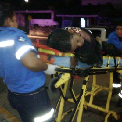 Reportan presunto intento de ejecución en la colonia Bellavista de Playa del Carmen