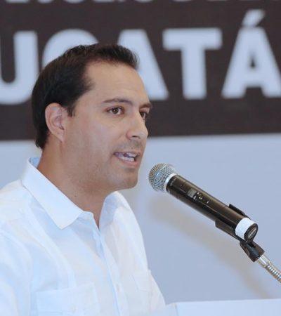 Ganaría Mauricio Vila la gubernatura si hoy fueran las elecciones en Yucatán, según encuesta