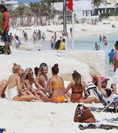 Alcanza Cancún cifras récord en ocupación y servicios turísticos