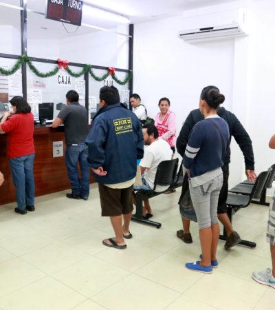 Mantienen invitación abierta para pagar con descuentos el predial anticipado 2018 en Cancún