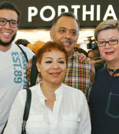 Cierra 2017 con importantes cifras en materia turística en Cancún: Remberto Estrada