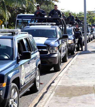 OPERATIVO VACACIONAL: Federación, Estado y municipio se unen por la seguridad en temporada decembrina
