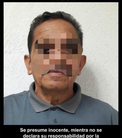 Detienen en Playa del Carmen a presunto secuestrador buscado en la CDMX