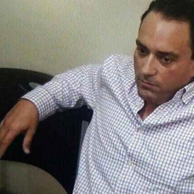 DAN REGALO DE 'CUMPLE' A 'BETO': Se compromete México a no procesar a Borge por delitos distintos, con base en Tratado de Extradición con Panamá; defensa explica que logró su objetivo