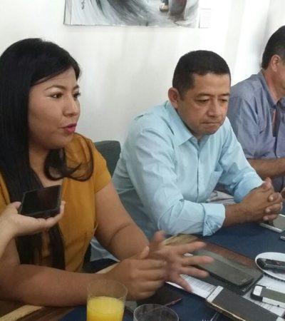 Apuestan PAN y PRD por continuidad en Solidaridad