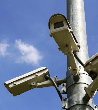 Licita Oficialía Mayor contrato por 2 mil mdp para instalación de cámaras de vigilancia y arcos de seguridad