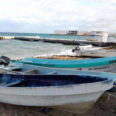 Se acumulan las pérdidas de náuticos tras 4 días con puerto cerrado en Cozumel