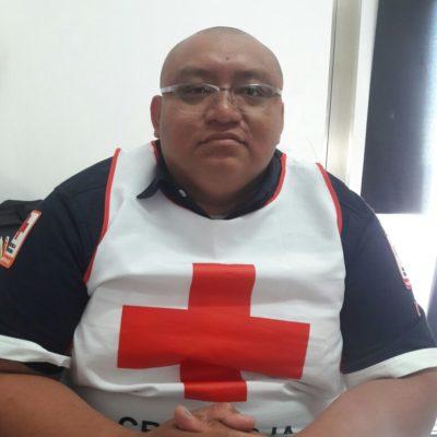 Con recursos de colecta, prevé Cruz Roja en Playa adquirir nueva ambulancia en 2018