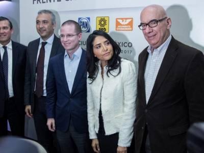 LANZAN EL CASCABEL AL GATO DEL FRENTE CIUDADANO: Propone MC dejar candidatura presidencial al PAN, la de CDMX al PRD y la presidencia del Senado a Mancera