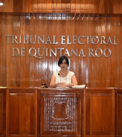 Confirma Teqroo acuerdo del Ieqroo sobre la no procedencia de dictar medidas cautelares contra diputado Martínez Arcila por acudir a evento partidista en día y hora hábil, según queja de Morena