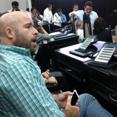 Inseguridad en Cancún no es culpa de Remberto, dice José de la Peña