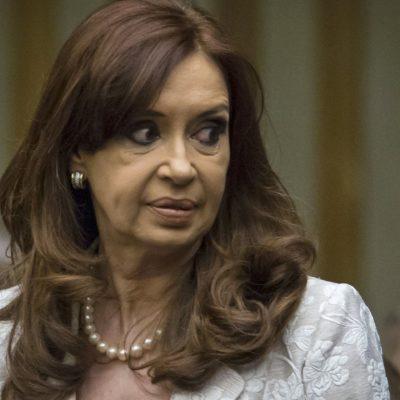 Ordenan desafuero y detención de ex presidenta Cristina Fernández en Argentina