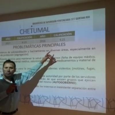 NO GARANTIZAN GOBERNABILIDAD TRAS LAS REJAS: Confirman calificación reprobatoria de casi todas las cárceles de Quintana Roo