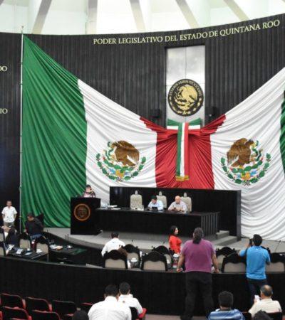 Avalan siete ayuntamientos reformas constitucionales que eliminan porcentajes presupuestales mínimos