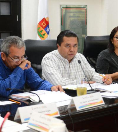 Avanzan en comisiones revisión de leyes de ingresos de cinco municipios