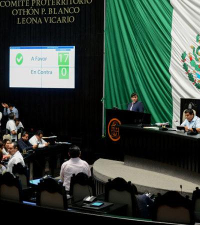 Llega al Congreso de QR la discusión sobre la concesión del alumbrado pública en Cancún