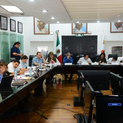 Por 'inconsistencias', detienen en comisiones la Ley de Ingresos de Solidaridad; suspenden reunión por votación empatada