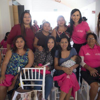 Se reforzó durante 2017 la lucha en favor de la mujer en Puerto Morelos