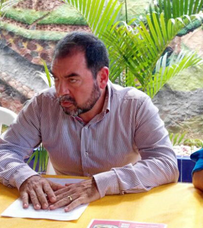 Morenistas todavía buscan detener concesión de luminarias