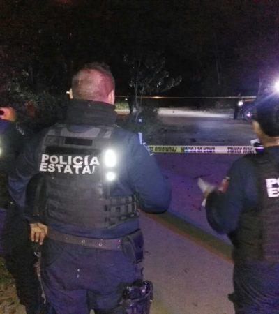 EJECUTAN A MUJER EN CANCÚN: Hallan cuerpo maniatado en la Región 260