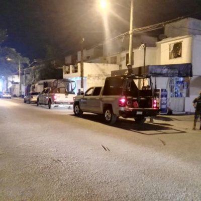 UNA DE CAL POR LAS QUE VAN DE ARENA: Rescatan a una mujer secuestrada en la SM 520 de Cancún