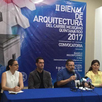 BIENAL DE ARQUITECTURA: Premian destacadas obras en el Caribe mexicano