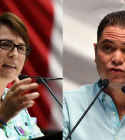 Rompeolas: Laura Beristaín o Juan Carlos Pereyra jugarían a 'préstamo' con Movimiento Ciudadano