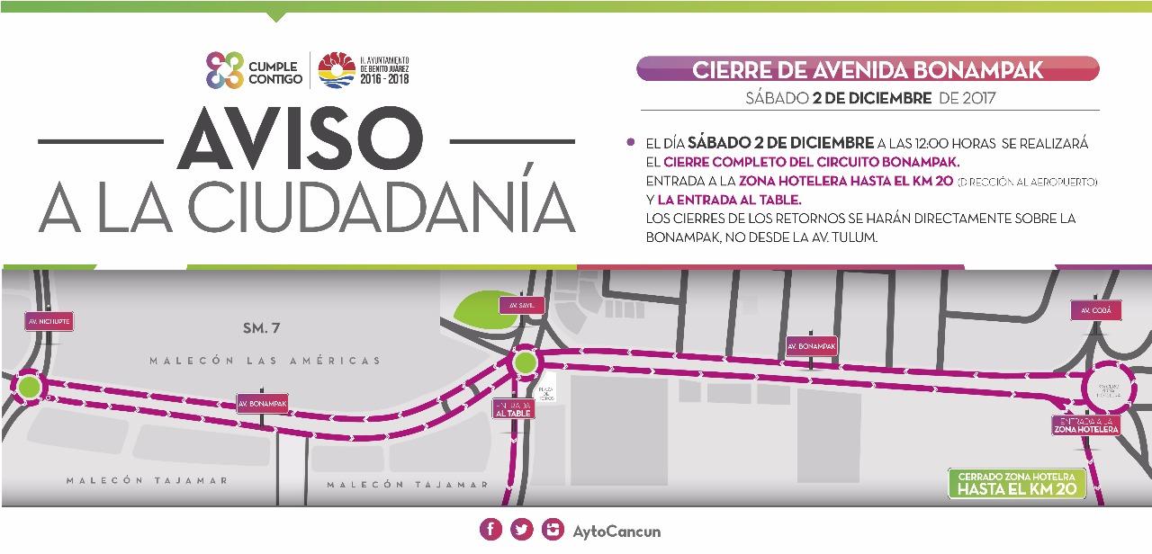 Inauguran feria deportiva como parte del 33 Maratón Internacional Nocturno Cancún 2017