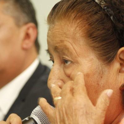 """""""NO MÁS JUSTICIA CIEGA"""": Piden justicia tras perder la vista por malas cirugías"""