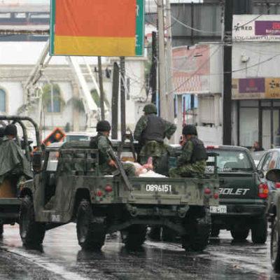 ALISTAN ALBAZO EN EL SENADO: Aprueban en comisiones la polémica Ley de Seguridad Interior