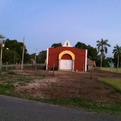 ABANDONO EN LA ZONA MAYA: Se quejan de falta de obra pública en Mixtequilla