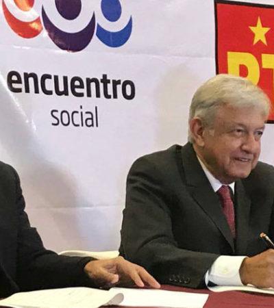 Rompeolas: Fundadores de Morena, 'desplazados'