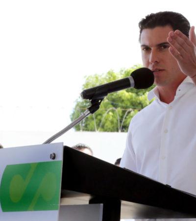 Advierte Alcalde Remberto Estrada que no se tolerará la mala actuación de policías tras detención de agente implicado en un asalto
