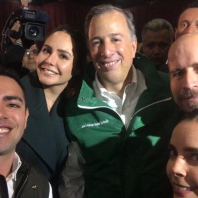 DEJAN TIRADA LA 'CHAMBA' EN EL CONGRESO: Se suspende sesión por ausencia de diputados del PRI y del PVEM; los 'verdes' se fueron a la 'cargada' en favor de José Meade a la CDMX