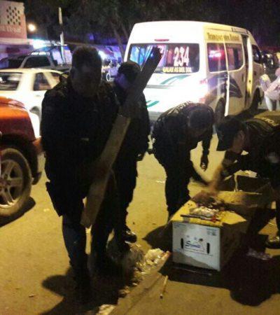 AHOGADO EL NIÑO…: Vigilan venta de pirotecnia en Cancún tras trágica muerte de un menor en Noche Buena
