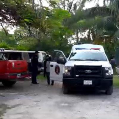 INVESTIGAN PRESUNTO ASESINATO EN LA PLAYA: Con huellas de golpes, hallan cadáver rumbo a Punta Sam