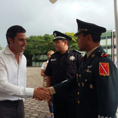 Condena Remberto Estrada ataque a policías en Cancún