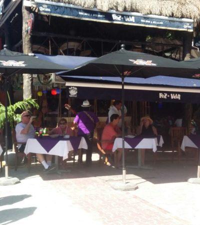 Bonanza para restaurantes de Playa del Carmen