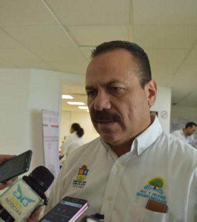 """AÚN NO HAY NADA DEFINIDO: El registro para la candidatura al Senado, para """"apartar espacio"""", explica Julián Ricalde"""