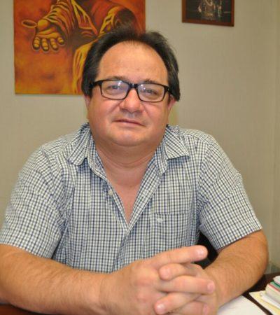 PRD debe liderar en Othón P. Blanco: Roger Peraza