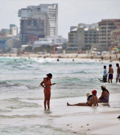 Superará Cancún las cifras de 2016 en turismo, anticipa Remberto Estrada