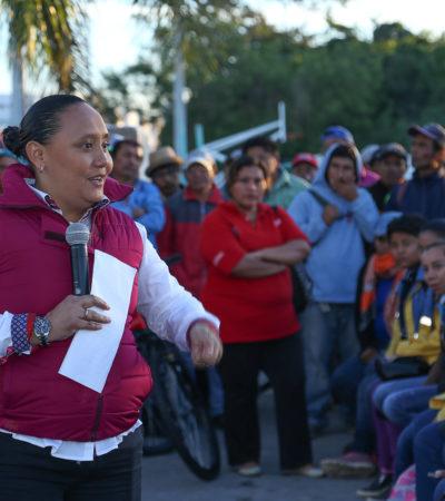 Darán Seguro Social a 670 trabajadores de Servicios Públicos Municipales de Solidaridad