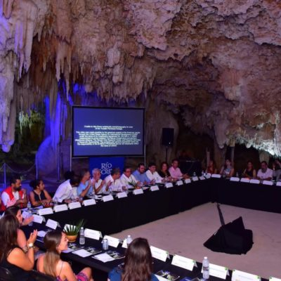 PRESENTAN INFORME DE SUSTENTABILIDAD: Secretarios de Medio Ambiente de la Península de Yucatán ratifican acuerdos con el sector privado
