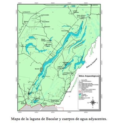 Por una necesaria zona de reserva hidrológica en Bacalar | Por Gilberto Avilez Tax
