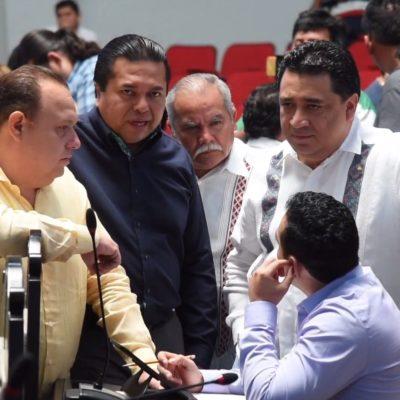 Rompeolas: Divide a la 'Nueva Mayoría' la privatización del alumbrado público de Cancún