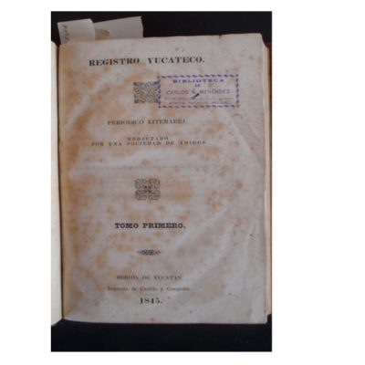 Aproximaciones a la geografía histórica de Quintana Roo: imaginarios geográficos antes de 1847 | Por Gilberto Avilez Tax